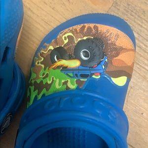 CROCS Shoes - Monster truck CROCS